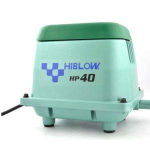 компрессоры Hiblow HP 40 для септиков и прудов