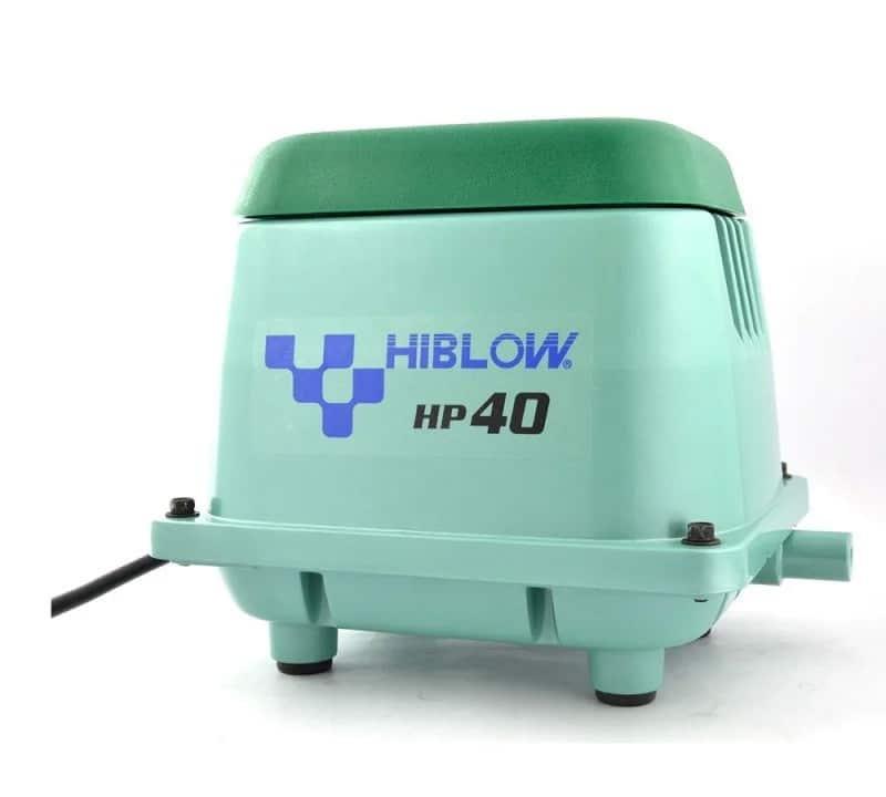 компрессоры Hiblow HP для септиков и прудов