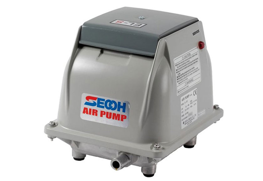 купить компрессор Secoh EL-80-15 для септиков и прудов
