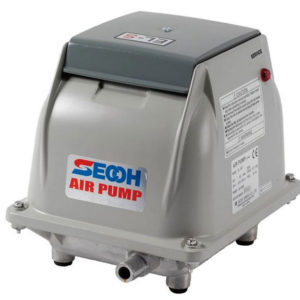 купить компрессор Secoh EL-100 для септиков и прудов