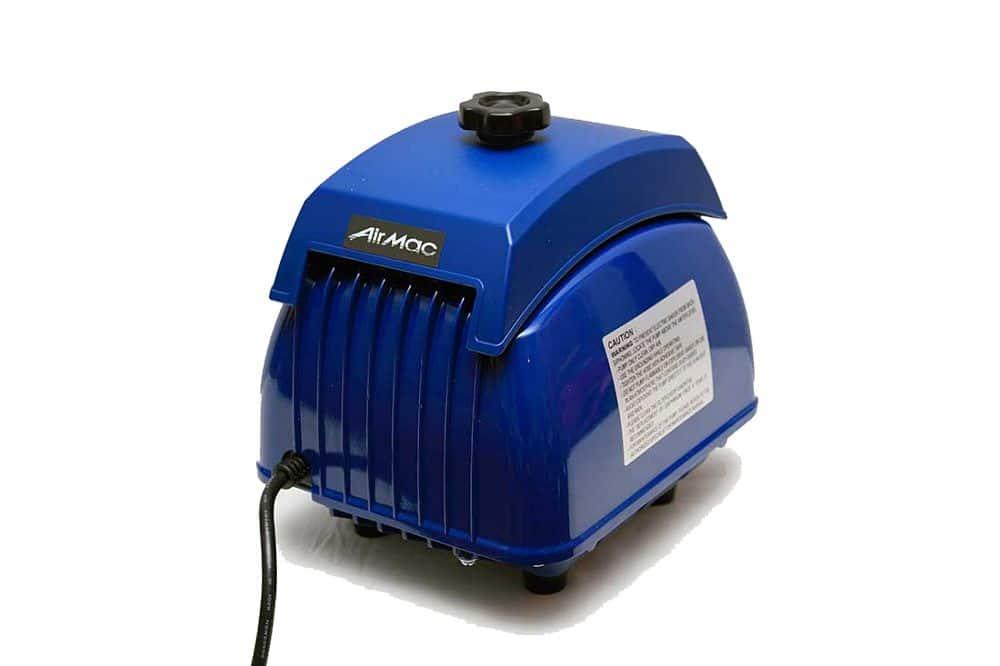 купить компрессор Airmac для септиков и прудов