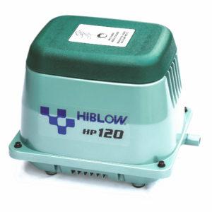 купить компрессор Hiblow HP-120 для септиков и прудов