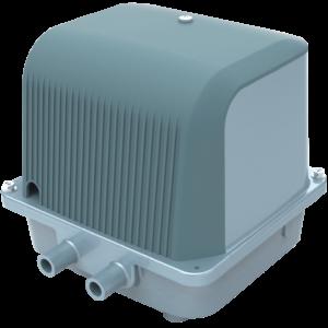 компрессор Hiblow DUO 80 для септиков и прудов