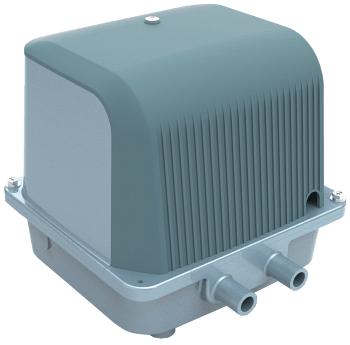 компрессор Hiblow DUO 60 для септиков и прудов