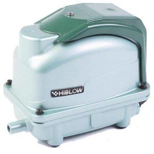 компрессор Hiblow XP 60 для септиков и прудов