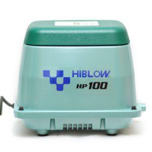 компрессор Hiblow HP-100 для септиков и прудов