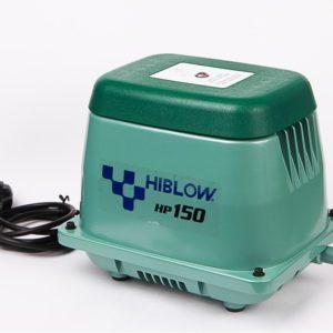 компрессор Hiblow HP-150 для септиков и прудов