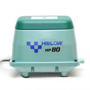 компрессор Hiblow HP-80 для септиков и прудов