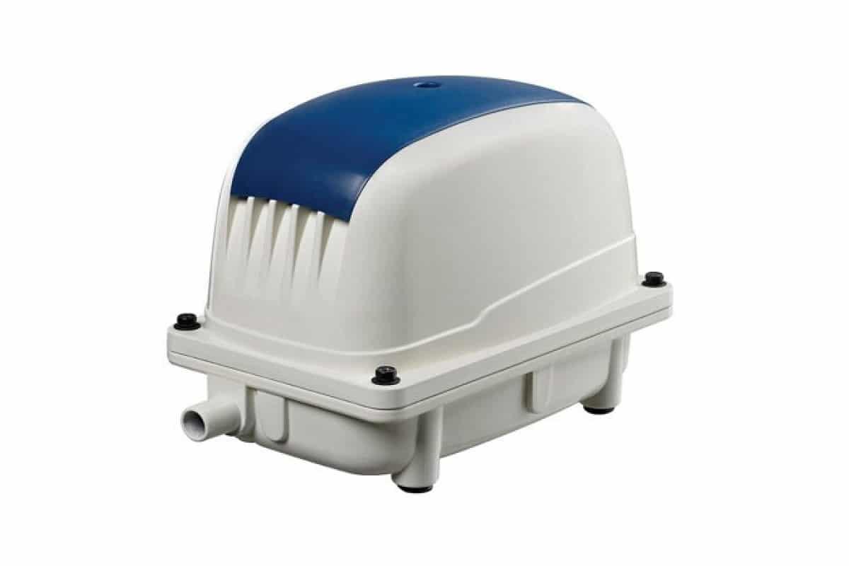 купить компрессор Jecod PA-100 для септиков и прудов