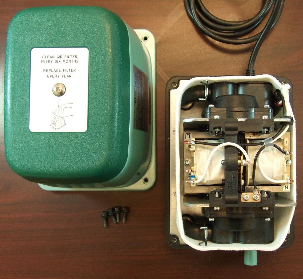 Катушки для компрессора HIBLOW HP 80