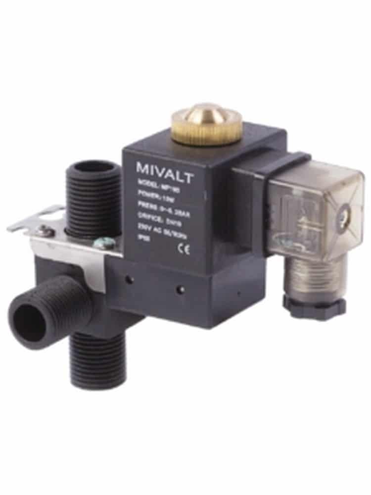 купить электромагнитный клапан MIVALT MP-160 для септика