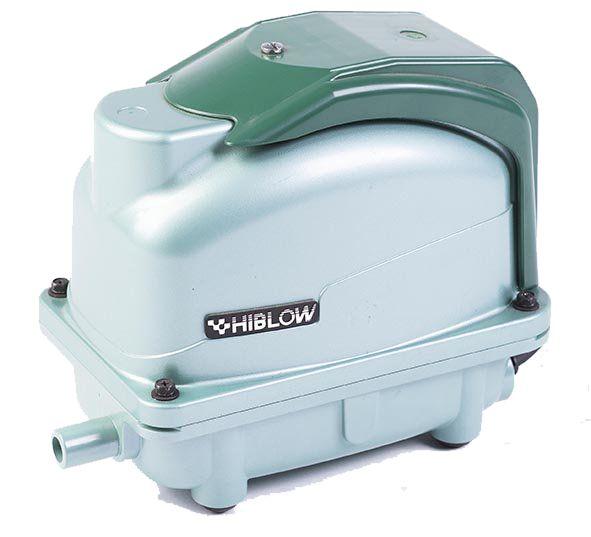 купить компрессор Hiblow XP для септиков и прудов