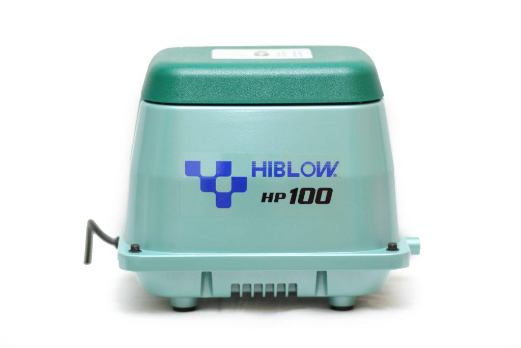 купить компрессор Hiblow HP для септиков и прудов