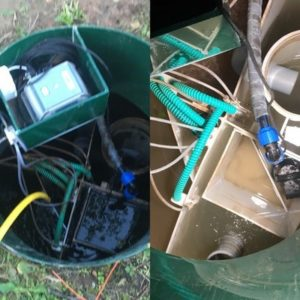 обслуживание и чистка септика биодека