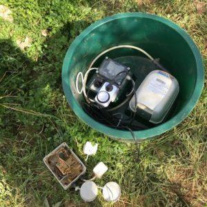 Обслуживание и чистка септика топас