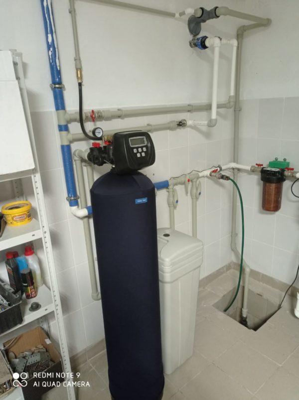 Система умягчения воды для коттеджа и дачи